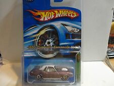 2005 Hot Wheels Treasure Hunt #131 Purple '70 Plymouth Barracuda w/Real Riders