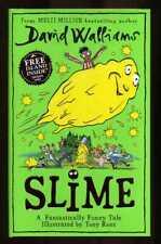 David Walliams - Slime; SIGNED 1st/1st