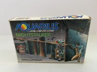 Nightstalker Aquarius Video Game