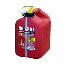 No-Spill 1405 2-1/2-Gallon Poly Gas Can One Size Free Shipping