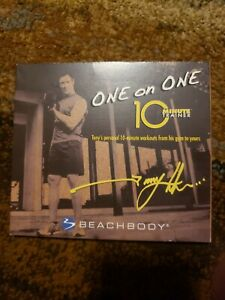 Beachbody DVD One on One 10 Minute Trainer Tony Horton (2 Disc Set)