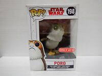 Funko Pop! Star Wars Porg #198 Target Exclusive 011321MGL3