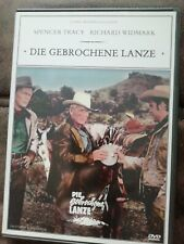 Die Gebrochene Lanze. Western. DVD. S. Tracy. R. Widmark. Collection.