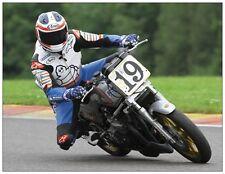 post card Honda CB750F 1980 Bikers' Classics Spa 2012 #19 Freddie Spencer