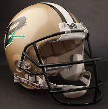 DREW BREES PURDUE BOILERMAKERS Riddell AUTHENTIC Football Helmet ROSE BOWL