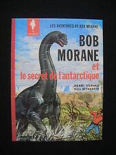 Puzzle VERNES Bob Morane Secret de l'Antarctique 10x15