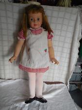 Ideal Patty Playpal G-35 auburn hair blue eyes doll w/original dress