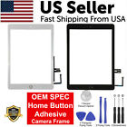 OEM SPEC Digitizer Glass Touch Screen For iPad 6 9.7 6th Gen 2018 + Home Button