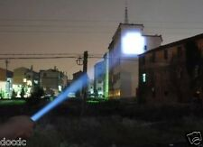 Plus Puissant SOS aide réputation 10000 LUX taclight tl360 Flashlight q250 DEL Lampe de Poche