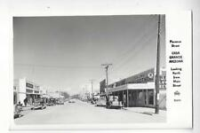 Casa Grande, Arizona, Florence Street RPPC