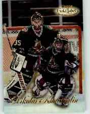 1998-99 Topps Gold Label Nikolai Khabibulin #70
