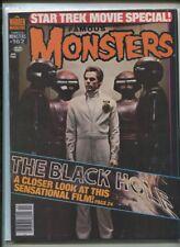 Famous Monsters #162 Star Trek The Black Hole   MBX106