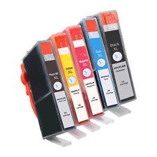 5 PACK 564XL Ink Cartridge for HP Photosmart D5445 D5460 D7560 C510