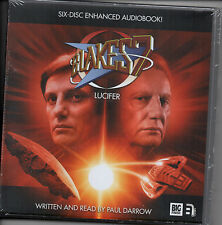 Lucifer.  Blake's 7 six-disc enhanced audiobook. Written and read by Paul Darrow