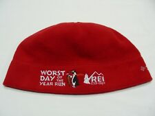 WORST DAY OF THE YEAR RUN S/M SIZE COLUMBIA SPORTSWEAR STOCKING CAP BEANIE HAT!