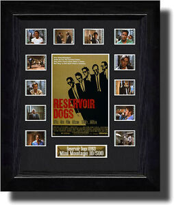 Reservoir Dogs film cell  (1992) (a)