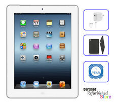Apple iPad 2nd Generation - 32GB Wi-Fi Tablet 9.7 in | White | Plus Bonus Bundle
