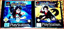 PSX/ 2 /PS3 2 HARRY POTTER GAMES : STEIN DER WEISEN & KAMMER DES SCHRECKENS
