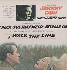 Johnny Cash - 'I Walk The Line' OST 1971 UK CBS LP. Ex!