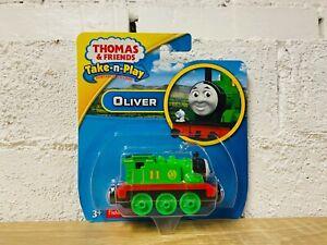 Oliver - Thomas & Friends Take N Play/Take Along Trains Diecast Metal Brand New