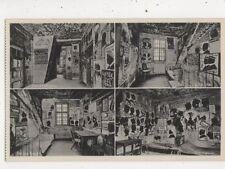 Heidelberg Alte Universitaet Carzer Germany Vintage Postcard 992a