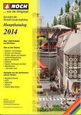 NOCH Katalog 2014 avec 320 Pages Neuf Avec Liste des prix