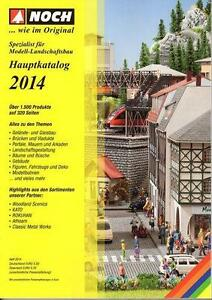 NOCH Catalogue 2014 With 320 Pages New With Price List