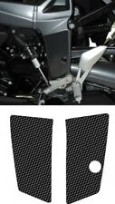 Bmw K1200R K 1300R Frame Protection Carbon Look Film: Carbon-Look White