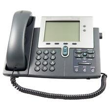 Cisco 7941 IP VoIP CP-7941G  Telefon mit neuem Schnurkabel