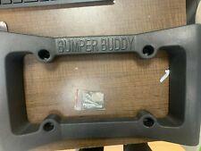 Bumper Buddy  - Front Bumper Guard - Bumper Protector - License Plate