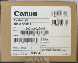 Canon Ex Roller DR-G Series. 3601 C002 [AA]
