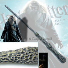 Harry Potter Master Dumbledore Replica Magical Wand Led Light Up Illuminating