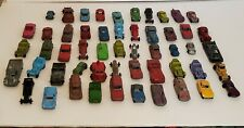 Lot Of 52 Vintage Tootsietoys & Other Cars Truck Roadster Sedans