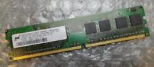 Memoria RAM DDR2 SDRAM Micron per prodotti informatici da 512MB