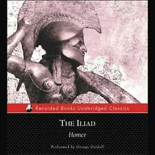 Homer - The Illiad and The Odyssey + More Audiobooks on mp3 DVD