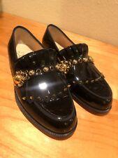 Christian Louboutin Patent Loafers Sz  36