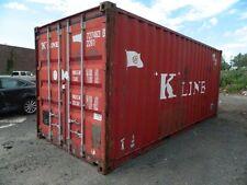 20 Steel Cargo Shipping Storage Sea Container Memphis TN