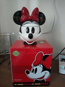 Disney Minnie Mouse Scentsy Warmer Ceramic Boxed