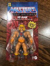 MOTU 2020 Origins Masters of the Universe He-Man