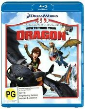 How to Train Your Dragon - 3d Combo Blu-ray 3d