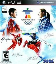 Vancouver 2010 - The Official Video Game of the Olympic Winter Games (Sony Play…