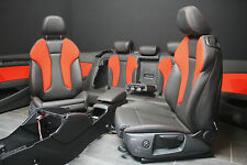 Audi S3 A3 8V Coupe Pelle Alcantara Rivestimento Equipaggiamento Interno Shz B&o