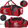 SAWANS Cricket Kit Bag Training Sports Heavy Duty Large Holdall Carry Travel Bag