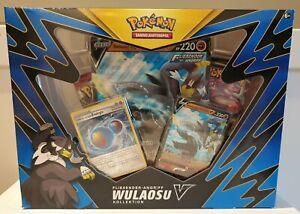 Pokemon - Fließender Angriff - Wulaosu V Box Kollektion - deutsch
