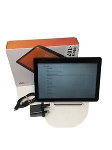 """Lenovo Tab E10 Tablet TB-X104F 10.1"""" HD Display Android 16GB Quad-Core Black"""