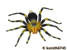 AAA TARANTULA solid plastic toy wild animal insect bug SPIDER * NEW *💥