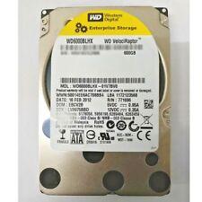 "WD VelociRaptor 600GB 2.5"" 10K RPM SATA 6Gb HDD WD6000BLHX"
