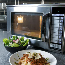 Sharp R24AT 1900W Microwave Oven - Commercial with Touch Controls - Lovats
