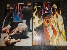 2 Graphic Novels from DC Comics Vertigo - U.S. book one and two of two