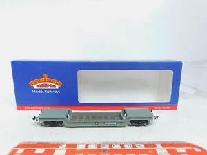 BY122-0, 5 #Bachmann Branch-Line 1:76/00 / Dc 33-901E Us-Bogie Well Wagon, Mint